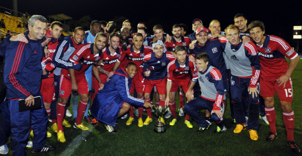 Their Cup is bigger than ours. Let's show 'em we can take it. (photo: @ChicagoFire)