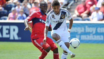 Patrick Nyarko vs la galaxy 2012