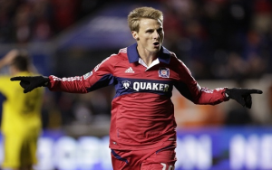 Rolfe: Not enough of this = grab some bench. (photo: mlssoccer.com)