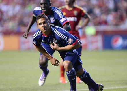Tap into Amarikwa! (photo: chicago-fire.com)