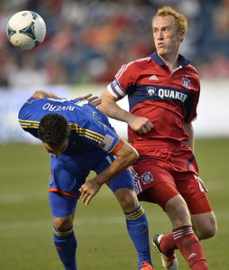 Larentowicz: Destroyer. Provider. (photo: chicago-fire.com)