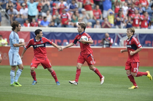 Help us Magic Mike, you're our only hope. (image: chicago-fire.com)