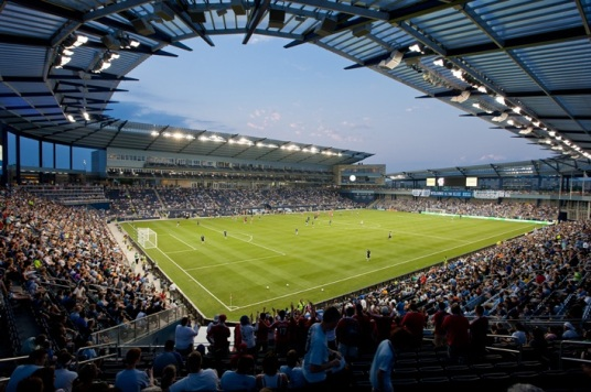 Sporting Park: The stadium glue that holds a franchise together (photo: turnerconstruction.com)