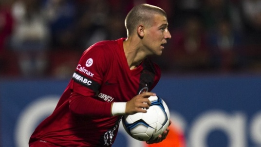 Not the first American to enjoy life in Tijuana (photo: mlssoccer.com)