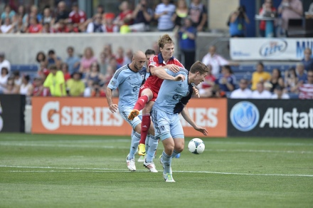 A win versus the East's best may require scratching, clawing, poke to the eyes (PHOTO: Brian Kersey/Chicago Fire)