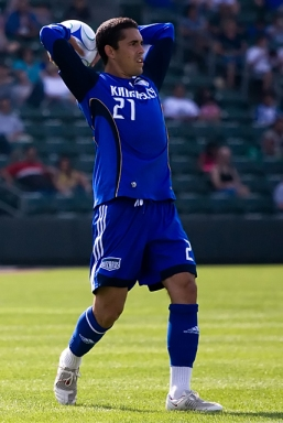 Herculez Gomez's hat trick for Tijuana may have set up a CCL quarterfinal against Kansas City. (photo: commons.wikimedia.org)