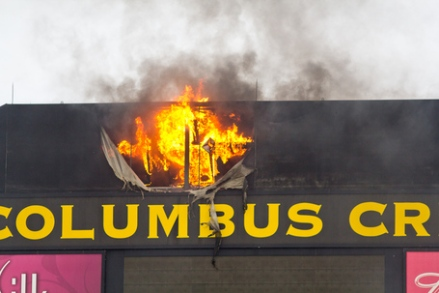 Keep the home fires burning, Columbus. (photo: sbnation.com)
