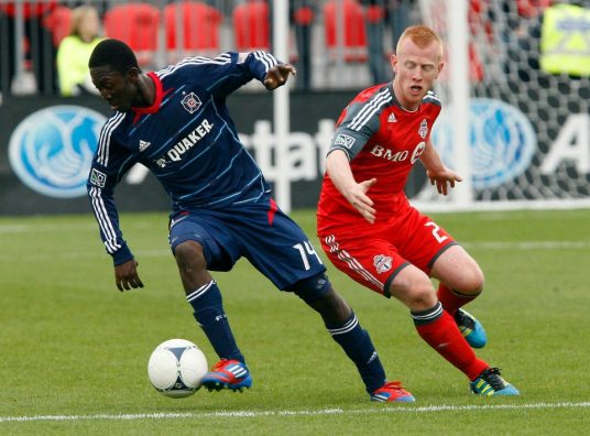 Can Patrick Nyarko and company force Toronto to chase the game? (photo: chicago-fire.com)
