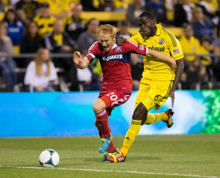 Not so fast, Fire. (photo: chicago-fire.com)