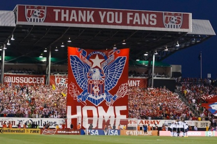No, Columbus -- Thank You (photo: mlssoccer.com)