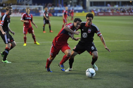 Dilly Duka's .23 goals per 90 minutes is second to Mike Magee among players with more than 1,500 minutes