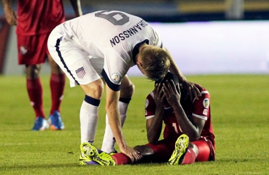 Alabama Ice once again addresses the consequences of disappointing a nation with World Cup qualification dreams  (photo: futbolred.com)
