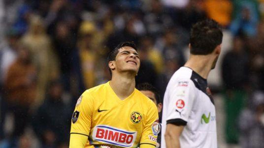 Raúl Jiménez is getting tired of losing to Costa Rican teams. (photo: aldia.cr)