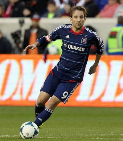 Mike Magee Credit: Brad Penner-USA TODAY Sports