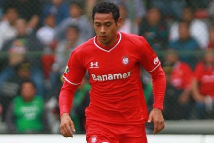 Six goals in four games makes Raúl Nava the current top scorer in CCL. (photo: futballtotal.com.mx)