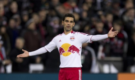 Despite the best efforts of the New York Red Bulls to derail his career, Rafa Marquez is back in the Mexico squad. (photo: soccerbyives.net)