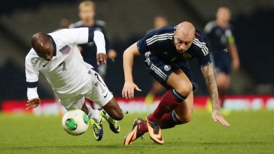 It's OK, DaMarcus. We all have the occasional stumble. (photo: mlssoccer.com)