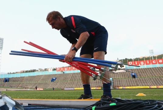 Technical Director for US Soccer: not as glamorous as it sounds. (photo: bleacherreport.com)
