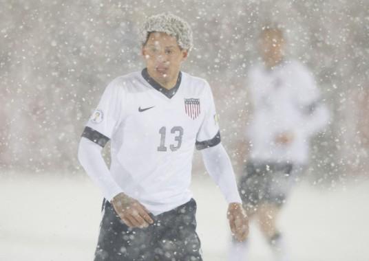 Frohe Weihnachten, USMNT fans. (photo: soccerbyives.net)