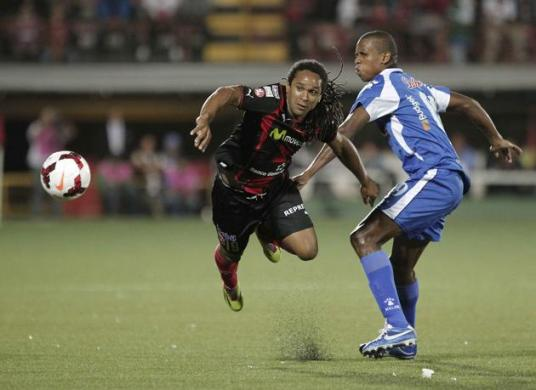 Alajuelense leap forward to the semifinals (Photo: uk.eurosport.yahoo.com)