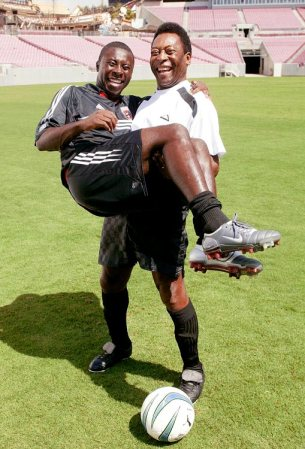 Two men who won't be playing for Jurgen Klinsmann in Brazil 2014. (Photo: sportsillustrated.cnn.com)