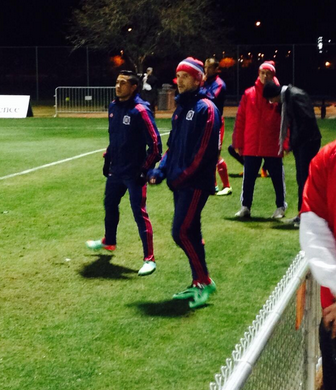 A sight for sore eyes (photo: @ChicagoFire)