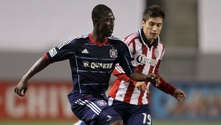 Patrick Nyarko and company return to the Stub Hub Center for First Kick in 2014 (image: MLSsoccer.com)