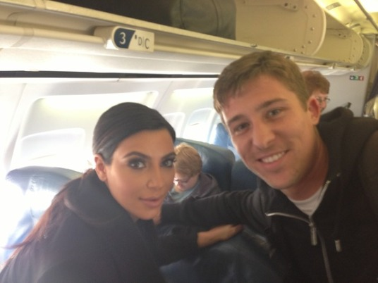 Besler helps a camera-shy fan overcome her crippling social anxiety. (Photo: mlssoccer.com)