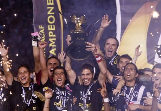 It's not the same without you, Monterrey, but we're finding a way to carry on. (Photo: goal.com)