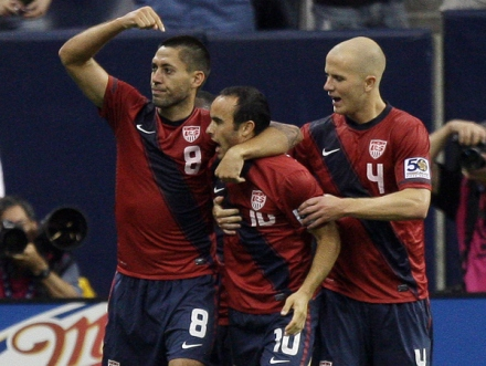 Is this still USMNT's top trio? (Photo: soccer.si.com)
