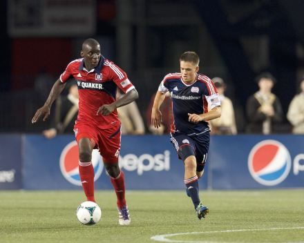 Things got interesting for the big guy the last time he met the Revs (photo: soccerbyives,net)