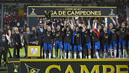 La Maquina Cementera: 2013-14 CONCACAF Champions League winners (Photo: mexico.cnn.com)
