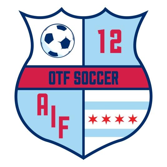 OTF Soccer - Medium size badge JPG