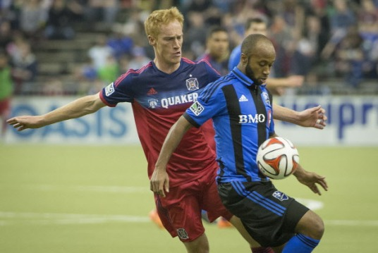 Capitaine Jeff et le match nul dans le Dome (photo: windsorstar.com)