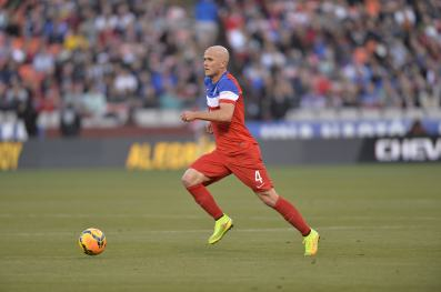 Look for The General to take over against Turkey (Photo: ussoccer.com)