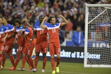 We see you #10 (Photo: ussoccer.com)