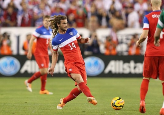 Could Kyle Beckerman state his case for a starting spot? (Photo: washingtonpost.com)
