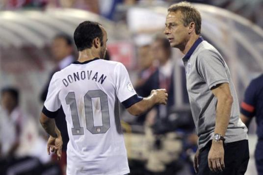 Did I stutter, Landon? (Photo: bleacherreport.com)
