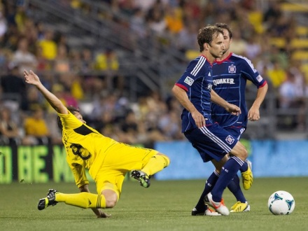 MLS: Chicago Fire at Columbus Crew