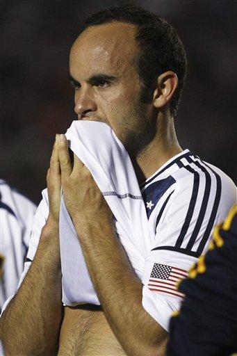 Phase 1: Shock & Disbelief (Photo: AP Photo/Alfredo Lopez-JAM Media)