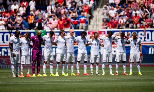Coming together as a team at the right time (photo: ussoccer.com)