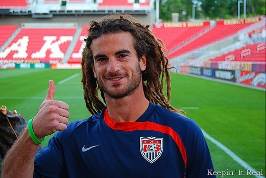 This hair is going to Brazil, but how much will it see the field? (photo: fulltimefb.com)