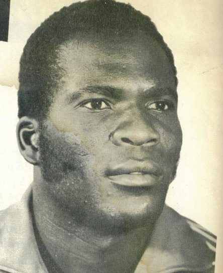 Emmanuel Sanon: the man who scored both Haiti's goals at World Cup 1978 (Photo: worldwidesoccerstories.blogspot.com)