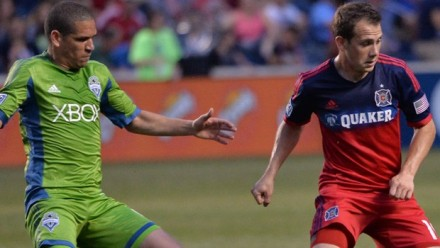 Harry Shipp notched another brace on Saturday (photo: chicago-fire.com)