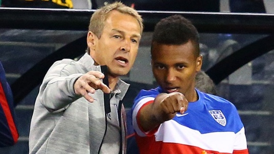 I bet they're speaking Germerican (photo: mlssoccer.com)