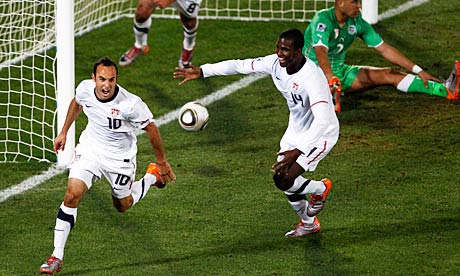Always a good feeling when there's more than one CONCACAF team in the knockout rounds (Photo: theguardian.com)