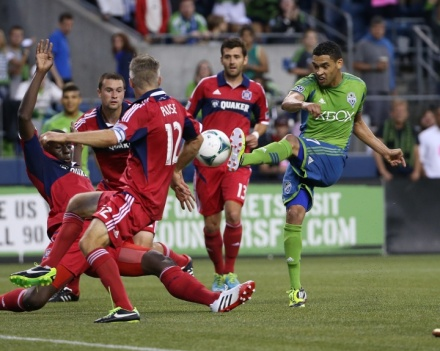 A lot has happened since these two teams met in Seattle last September. (Photo: soundersfc.com)