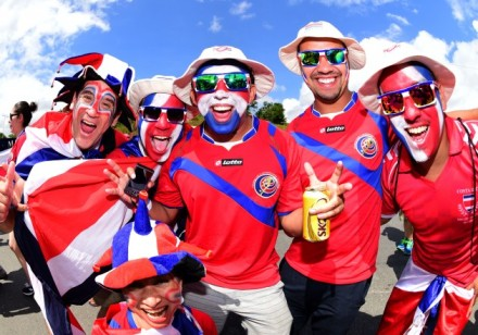 The happiest nation on earth got a little happier this week  (Photo: thescore.ie)