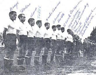 Cuba's 1938 World Cup team (Photo: worldcupteams.republika.pl)