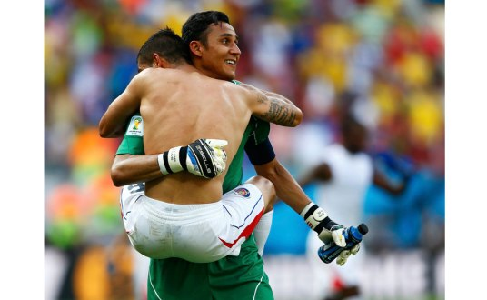 Figuratively and literally, Keylor  (firstpost.com)